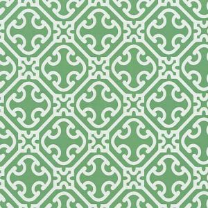27214-005 AILIN LATTICE WEAVE Jade Scalamandre Fabric