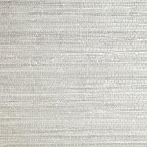 SC 0008 WP88438 PAMPAS Silver Scalamandre Wallpaper