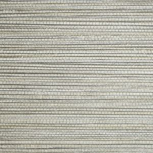 SC 0018 WP88441 WILLOW WEAVE Peppercorn Scalamandre Wallpaper