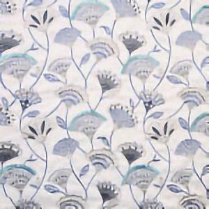 SELENA Navy Norbar Fabric