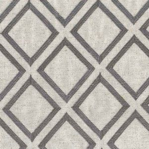 SHINGLE Linen Grey Norbar Fabric