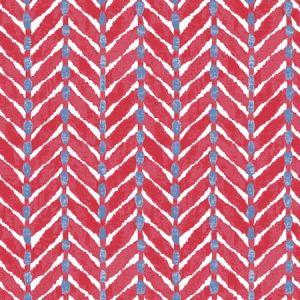 SHOSHONI 3 ROUGE Stout Fabric