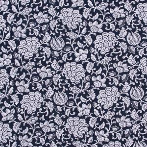 SIMPLY ATTRACTIVE Navy Carole Fabric