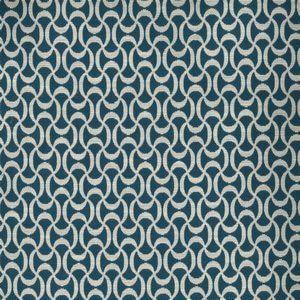SOIREE Indigo Norbar Fabric