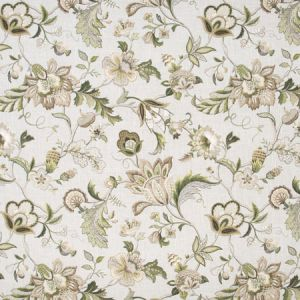 SOUTHERN TRAILS Sage Carole Fabric