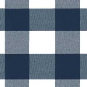 SUNSET Navy 406 Norbar Fabric