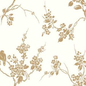 SS2590 Imperial Blossoms Branch York Wallpaper