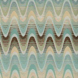 STABLE Aqua Norbar Fabric