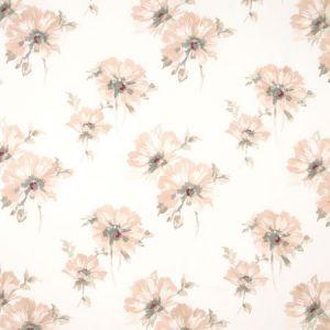 SUMMER BLOOM Blush Carole Fabric
