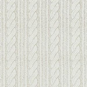 T1 0001 3962 SWEATER Snow Scalamandre Fabric