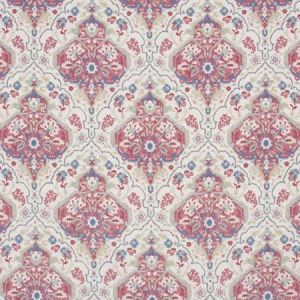 TAKE YOUR PLACE Pimento Carole Fabric
