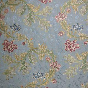 TF 66066265 VIVIANA Powder Blue Old World Weavers Fabric