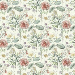 TL1919 Midsummer Floral York Wallpaper