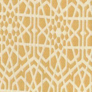 TOFU Gold 508 Norbar Fabric