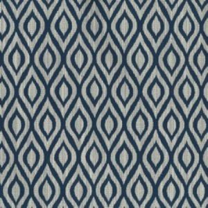 TOWER Indigo Norbar Fabric