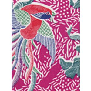 2060-02 TROPICANA II Azalea Multi Quadrille Fabric