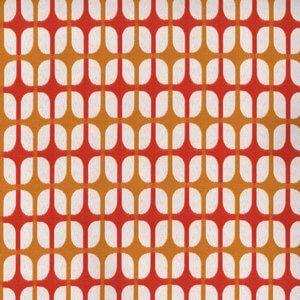 ULTRA Tangerine 294 Norbar Fabric