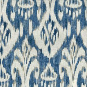 VENDOME Ocean Blue Norbar Fabric
