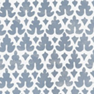304045WP VOLPI Slate Navy Quadrille Wallpaper
