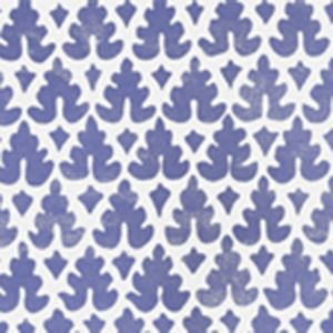 304048WP VOLPI New Navy Quadrille Wallpaper
