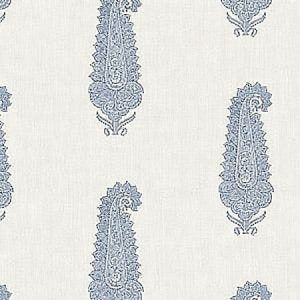 WBP10402 KASHMIRI Indigo Winfield Thybony Wallpaper