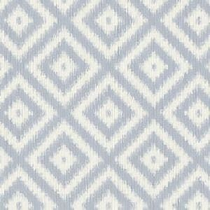 WBP10812 IKAT DIAMOND Serenity Winfield Thybony Wallpaper