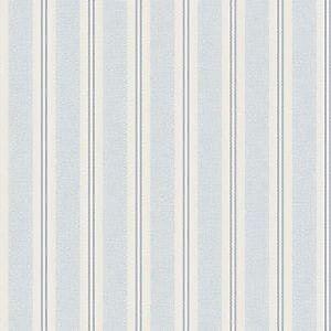 WBP11412 TICKING STRIPE Serenity Winfield Thybony Wallpaper