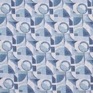 WEATHERSTONE Ocean Carole Fabric