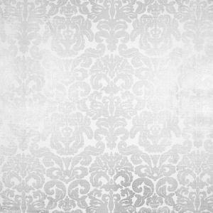 WEDDING DANCE Silver Carole Fabric