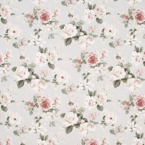 WELCOME SUMMER Peony Carole Fabric