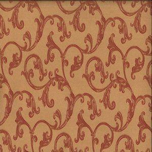 WINETTE Berry Norbar Fabric