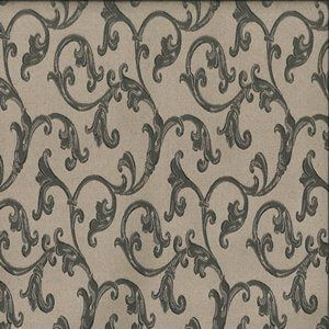 WINETTE Chrome Norbar Fabric