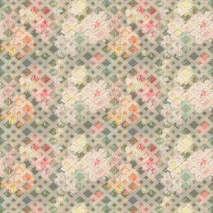 WNM 0001DEFO DEFOSSE TRELLIS Azalea Scalamandre Wallpaper