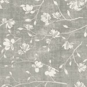 WNM 0002BLOO BLOOM Silver Scalamandre Wallpaper