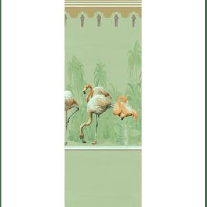 WNM 0004PSRP PALM SPRINGS DYPTICH Granada Scalamandre Wallpaper