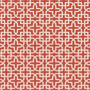WNM 0005INFI INFINITY Mon Red Scalamandre Wallpaper