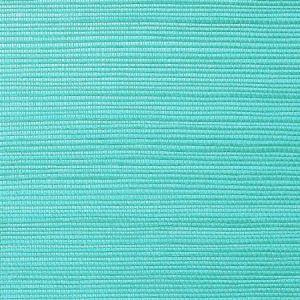 WNM 0098META METALLICA GRASSCLOTH Azure Scalamandre Wallpaper