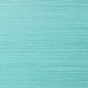 WNM 0099META METALLICA GRASSCLOTH China Blue Scalamandre Wallpaper