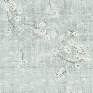 WNM 1052BLOS BLOSSOM FANTASIA Sky Scalamandre Wallpaper