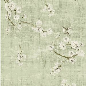 WNM 1050BLOS BLOSSOM FANTASIA French Gray Scalamandre Wallpaper