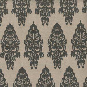 WONDROUS Chrome Norbar Fabric