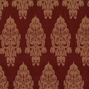 WONDROUS Wine Norbar Fabric