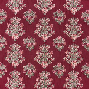 WRIST CORSAGE Ruby Carole Fabric