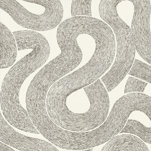 WSB 00010805 ZEN Ebony On Ivory Sandberg Wallpaper