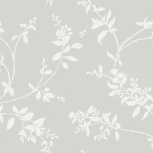 WSB 00080430 SCHERSMIN Green White Sandberg Wallpaper