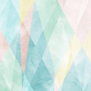 WSB 00080631 PRISMA Multicolored Sandberg Wallpaper