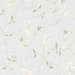 WSB 0016 0490 SANNA Light Blue Sandberg Wallpaper