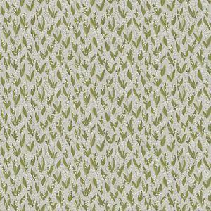 WSB 00310479 LILJEKONVALJ Grey Sandberg Wallpaper
