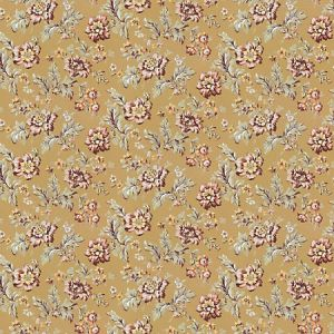 WSB 00620407 ROSENHOLM Dark Yellow Sandberg Wallpaper