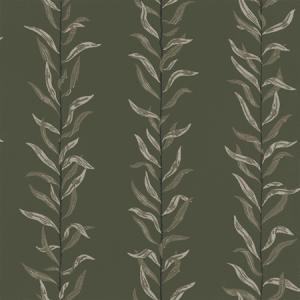 WSB 00880431 PIL Dark Green Beige Sandberg Wallpaper